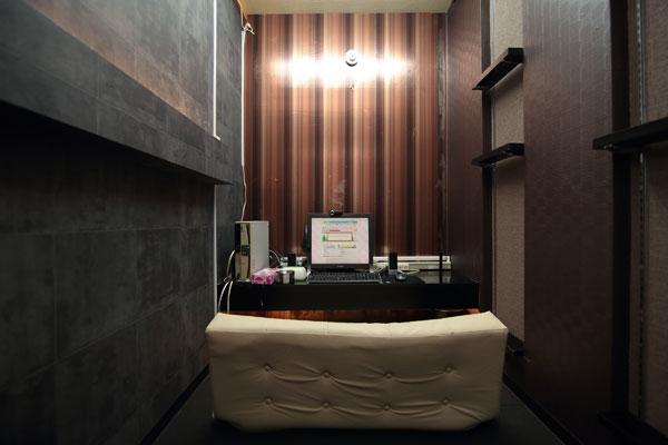 茶色のチャットルーム